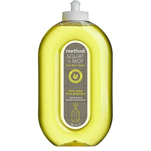 METHOD All Purpose Floor Squirt & Mop Cleaner Lemon & Ginger